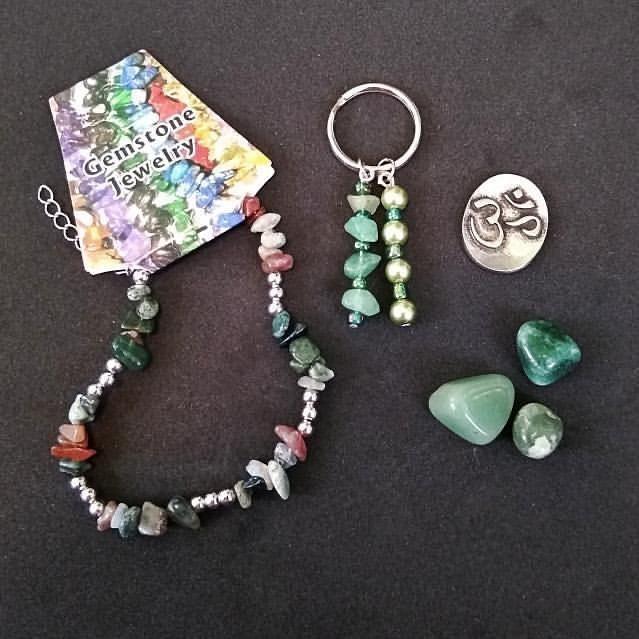 Bracelet, Keychain, Ohm Coin & Tumble Bundle