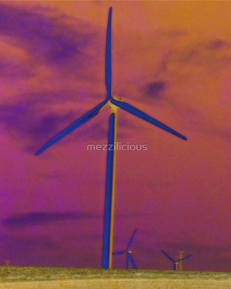 Turbine Time RedBubble