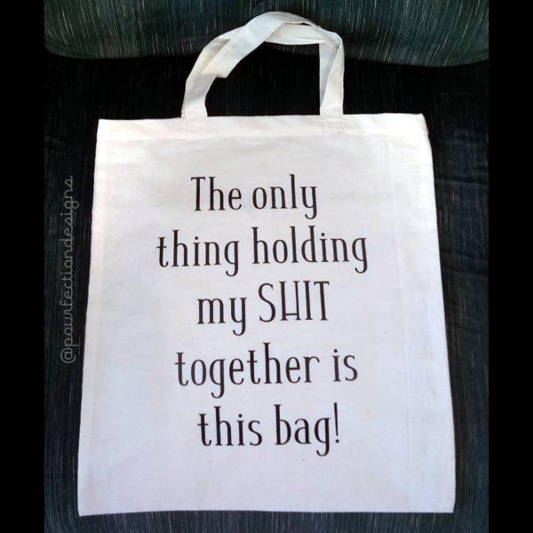 Holding It Together Bag