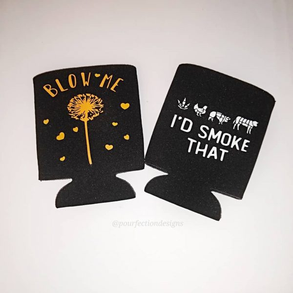 Can Coozies Blow Me Dandelion Id Smoke That
