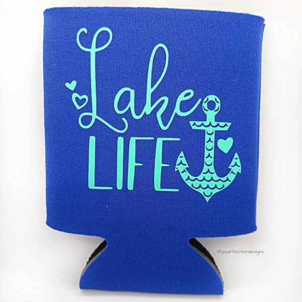 Can Coozies Lake Life
