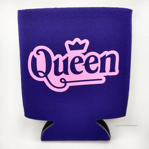 Can Coozies Queen