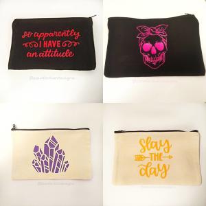 Canvas Bag Collage