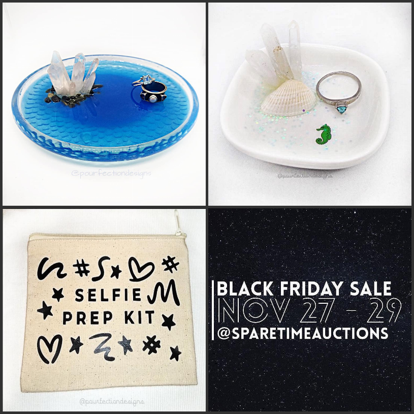 Sparetime Auctions Black Friday Sale