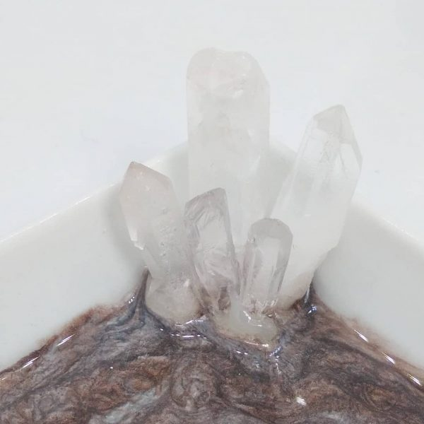 Resin Ceramic Trinket Dish