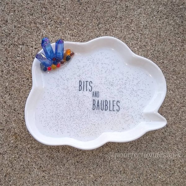 Bits And Baubles Trinket Tray
